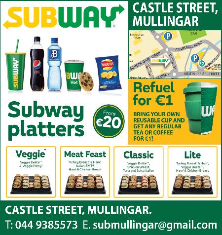 An Muileann gCearr to Cappoquin - 5 ways to travel via train