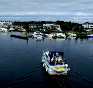 Medium The Marina, Carrick On Shannon