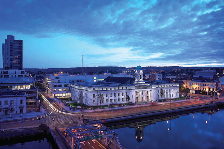 Cork Healthy Cities: Home